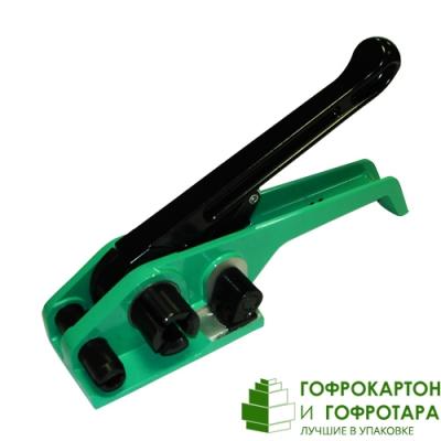 Аппарат для натяжения РР и РЕТ лент от 12 до 19 мм.