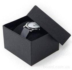 Картонная коробка для наручных часов