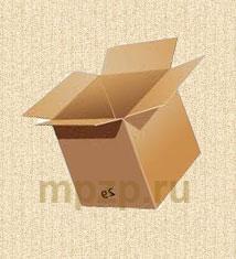 Коробки упаковочные