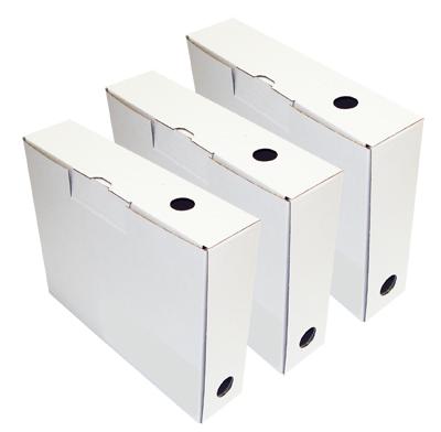 Цены на картонные архивные папки