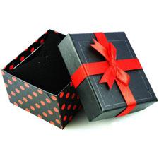 коробка для часов из картона