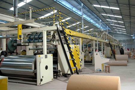 производство гофрокартонной продукции