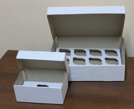 Как сделать коробку кекс 493