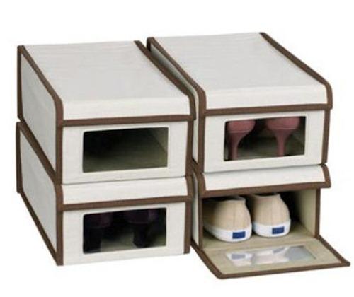 Как сделать коробку для обуви своими руками