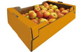 лотки для овощей и фруктов