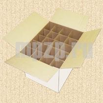 коробка по-под бутылки