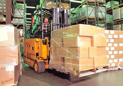 картонная упаковка для негабаритных грузов
