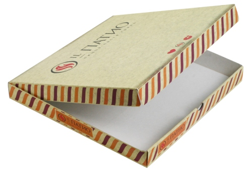 Коробка для пиццы, роллов, лапша ВОК ПО Картон