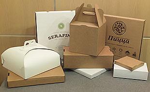 Пищевая упаковка , производство пищевой