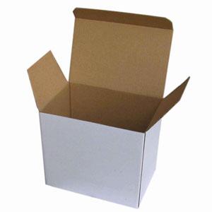Коробка с крышкой «пачка»