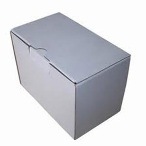 Коробки с верхним и нижним клапаном